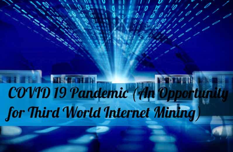 Data Mining In Covid19 Era, Data Mining!