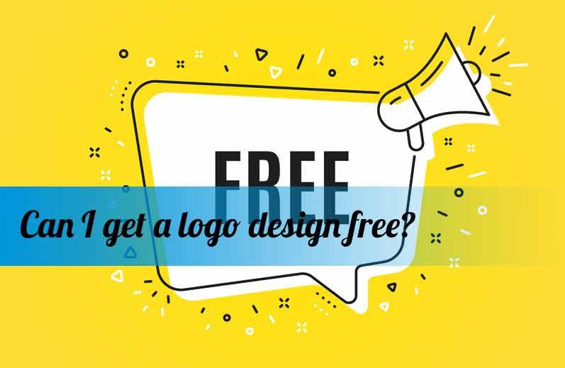 Can I get a logo design free?