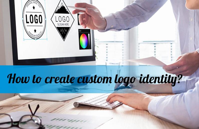 How to create custom logo identity?